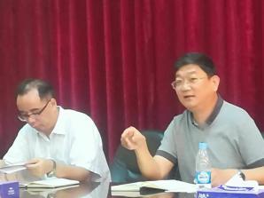 """高明区召开""""语文主题学习""""改革推进工作布置会议"""